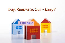 renovate and sell